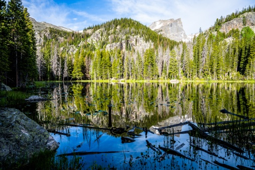Bear, Nymph, Dream, Emerald, Haiyaha Lakes RMNP-18