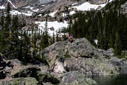 Bear, Nymph, Dream, Emerald, Haiyaha Lakes RMNP-304